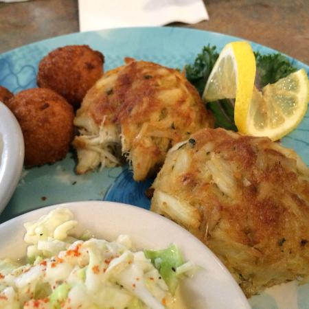 Mechanicsville, MD: My Husband's Crab Cakes