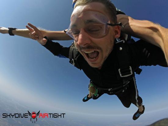 Skiatook, OK: Tandem Skydive / Skydive Airtight