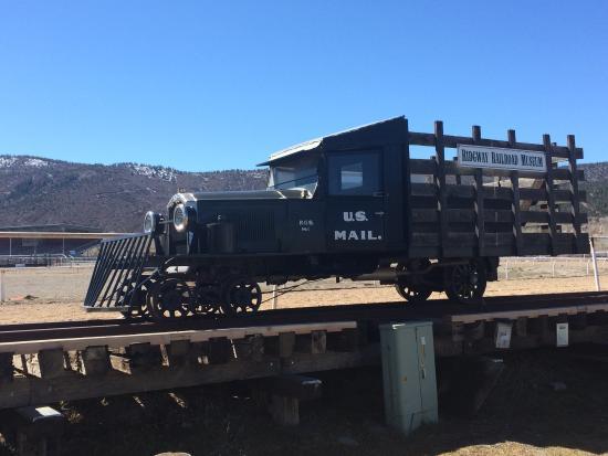 Ridgway Railroad Museum: Galloping Goose