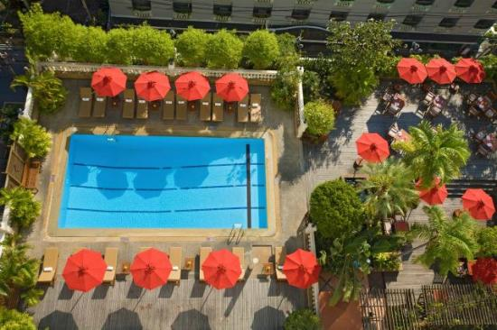 Amari Boulevard Bangkok: Swimming pool