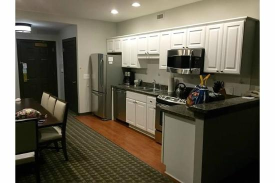 Marriott's Fairway Villas: Kitchen
