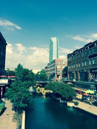 Homewood Suites by Hilton Oklahoma City-Bricktown : OKC Bricktown Canal