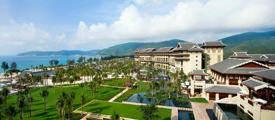 The Ritz-Carlton Sanya, Yalong Bay: Hotel Exterior