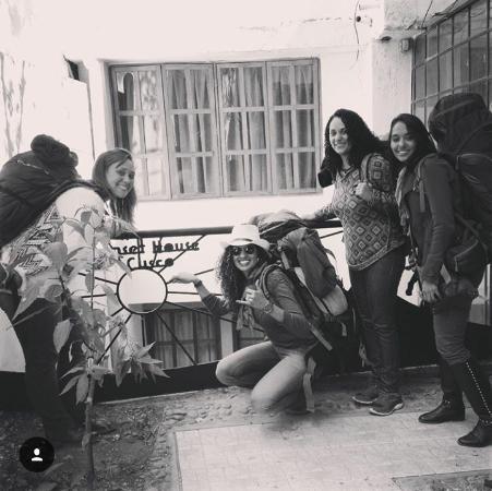 Sunset Hostel Cusco - Backpackers: Último dia no hostel.