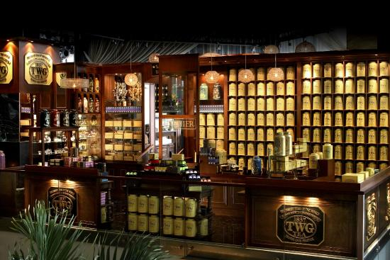 TWG Tea at Republic Plaza