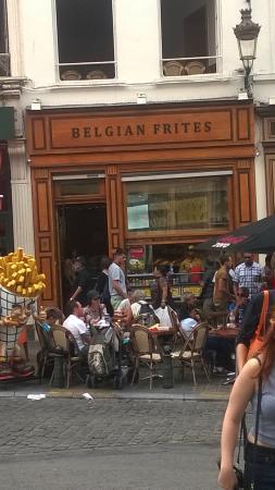 Belgian Frit'n Toast