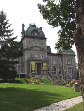 Sherbrooke City Hall : City Hall