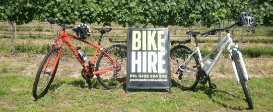 ‪Granite Belt Bicycle Tours & Hire‬