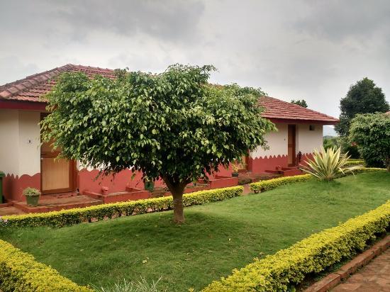 Aptdc haritha mayuri hill resort picture of aptdc - Araku valley resorts with swimming pool ...