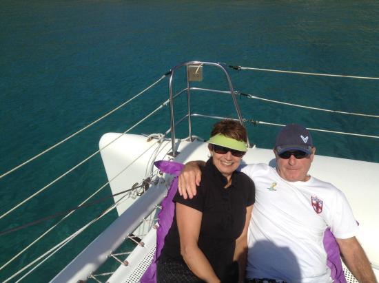 Sail Capricornia: Heavenly