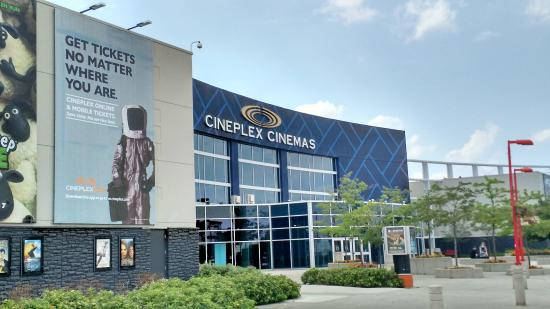 Cineplex Cinemas Winston Churchill