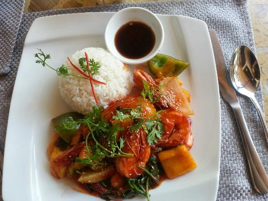 Palm tree restaurant picture of areca restobar phu quoc island