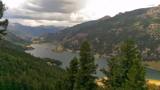 Silver Thread Scenic and Historic Byway: Lake San Cristobal