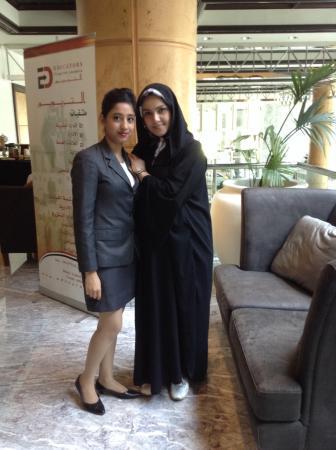 Jood Palace Hotel Dubai : Miss u miss nisha