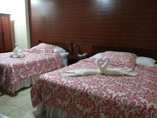 Kalibo Hotel: 침실1