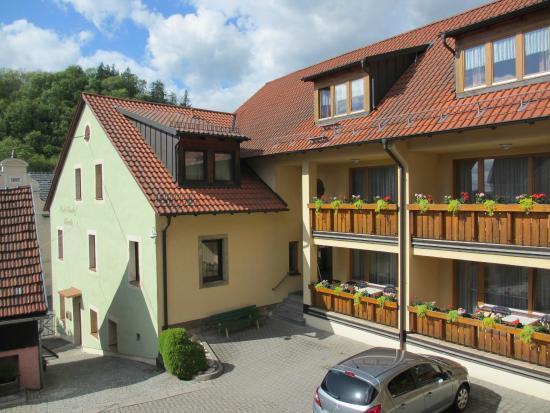 Hotel-Gasthof-Hereth: Hotelansicht
