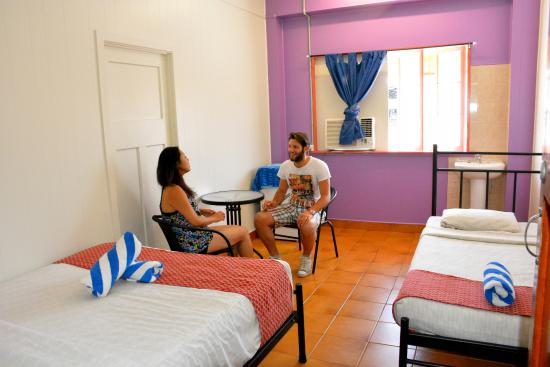 Caravella Central : Double room