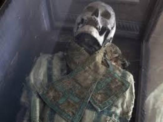 La mummia dell 39 eremita picture of santuario basilica for Santuario madonna della corona