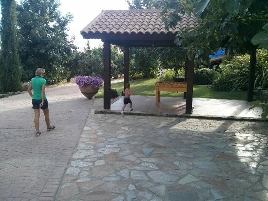 Talaveruela de la Vera, España: Ideal para niños
