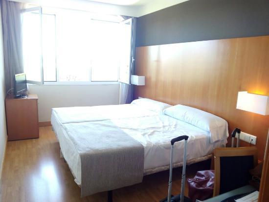 Zenit Logrono Hotel: Habitacion