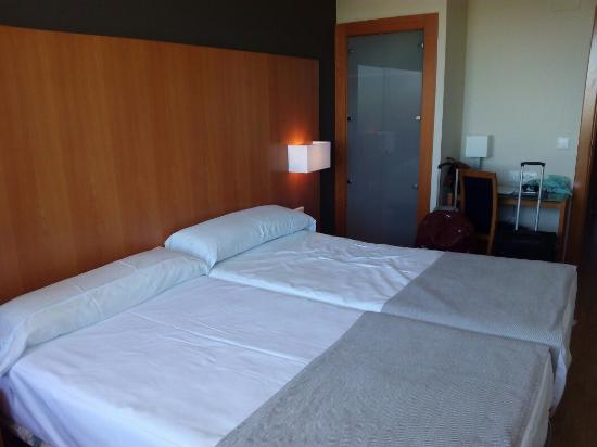 Zenit Logrono Hotel : Habitacion