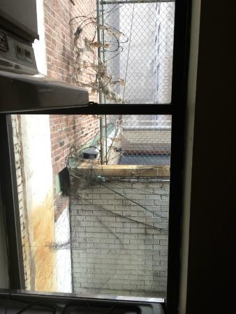 โรงแรมกราซีย์ อินน์: Room with a view