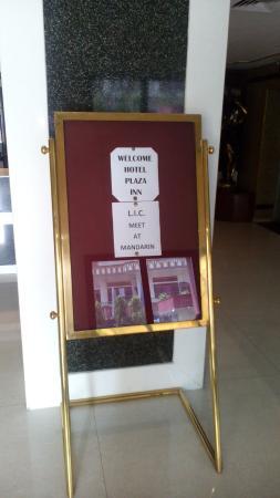 Hotel Plaza Inn: Lobby