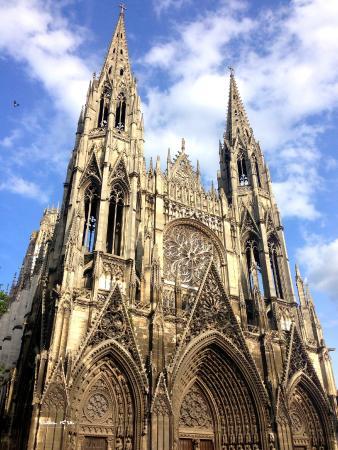 St. Ouen's Abbey: Abbaye Saint-Ouen de Rouen