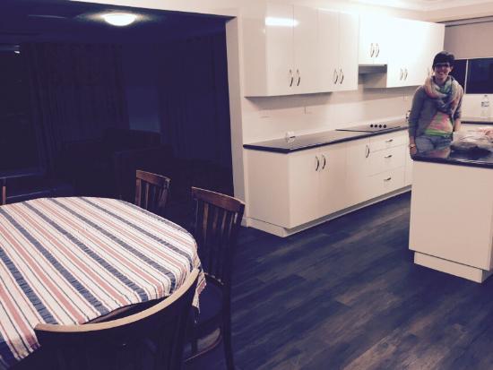 Cityville Luxury Apartments & Motel: Zentral gelegenes Apartmenthaus in Rockhampton.
