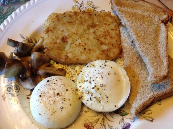 Baltimore, Canada: Paul'un pişirdiği muhteşem yumurtalar