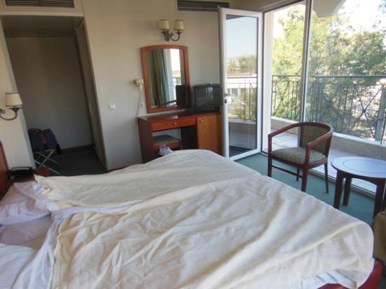 Camera a due letti ad angolo - Picture of Oscar Hotel ...