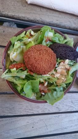 Art Home Restaurant : Picodon pané