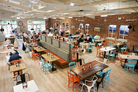 Mill Cafe, Sterling Furniture, Tillicoultry