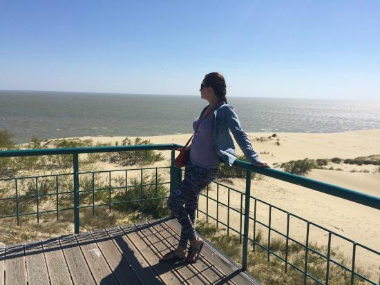 Morskoye, รัสเซีย: Смотровая площадка