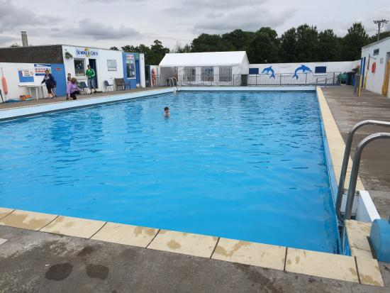Open Air Swimming Pool Photo1 Jpg Picture Of New Cumnock