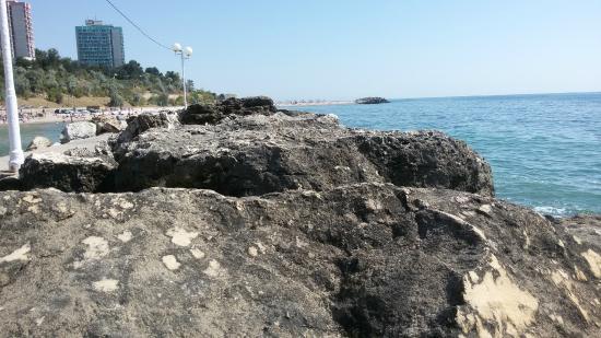 Olimp, Rumania: The beach
