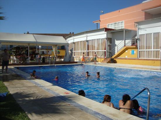 piscina fotograf a de hotel jm jardin de la reina