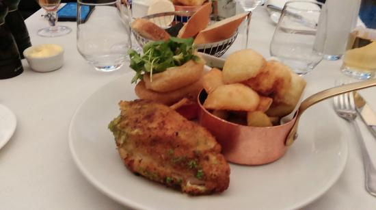 MPW Chicken Kiev - Picture of Marco Pierre White ...