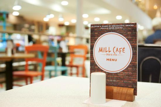 ‪Mill Cafe‬