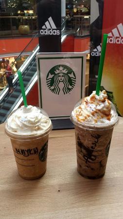 Starbucks Galeria Krakowska