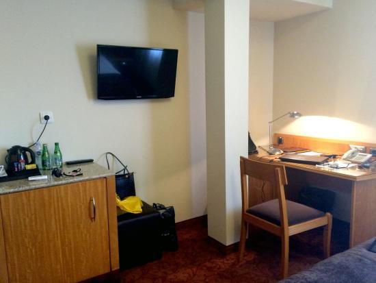 Agit Hotel Congress & Spa: есть великолепный рабочий стол шефа