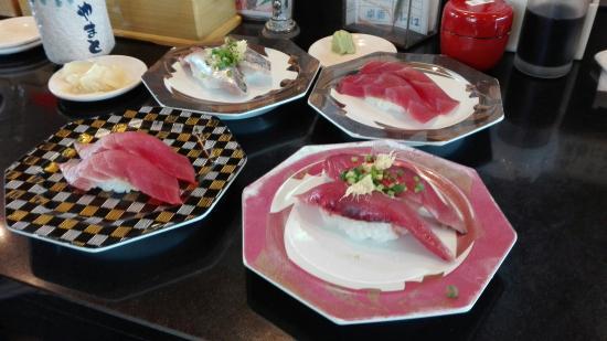 Super Sushi-Go-Round (Kaitenzushi) Yamato Sakuragicho