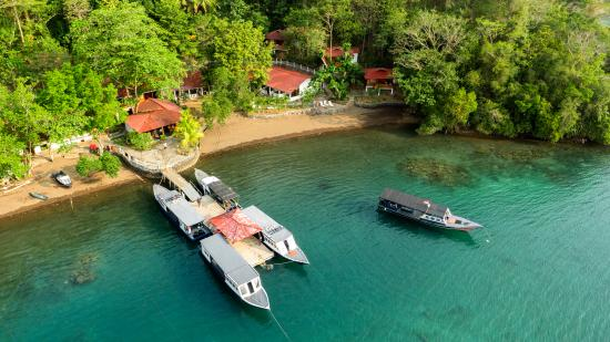 NAD-Lembeh Resort: NAD Lembeh Jetty