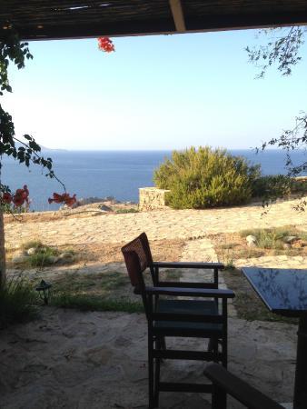 Agios Pavlos Hotel: Kavos Melissa Apartments sea view