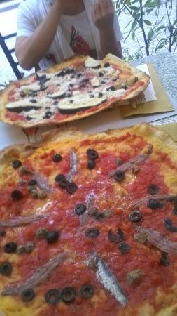 Pizzeria Sosta: Ideale per una breve...sosta!
