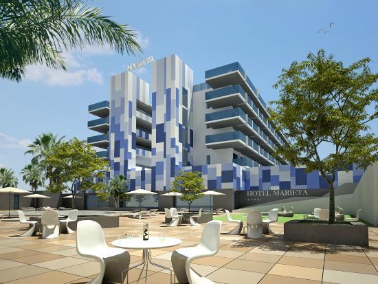Hotel Marieta Picture Of Labranda Marieta Playa Del Ingles
