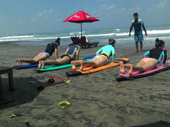 Fun Surfing Bali