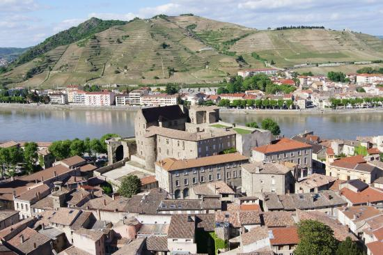 Historic Center of Tournon sur Rhone