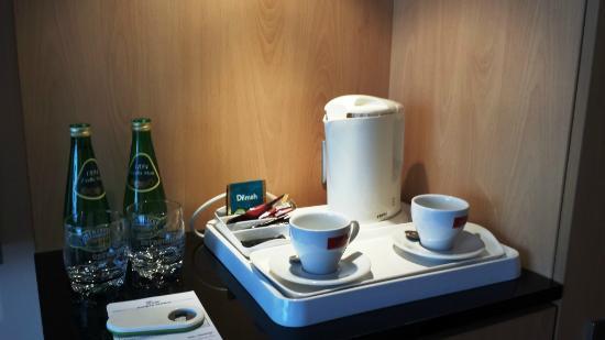 HP Park Hotel - Poznan: room facilites