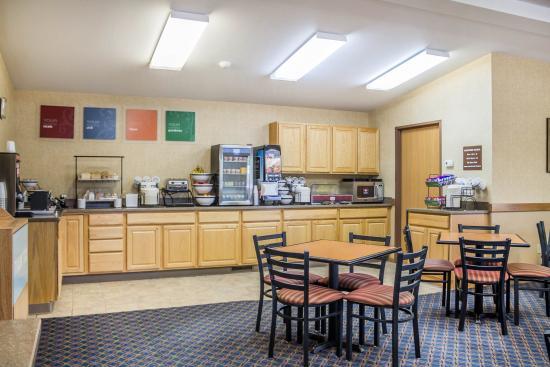 Comfort Inn: MIBkfast